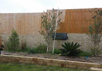 Fence Refinish