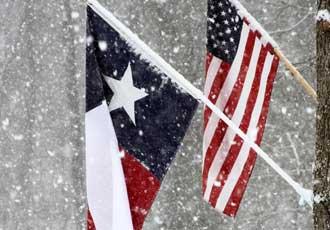 snow south texas winter