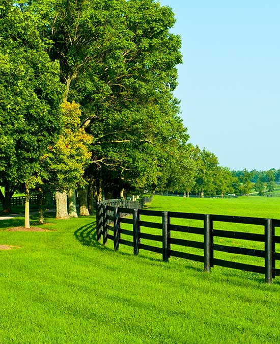 Farms fences