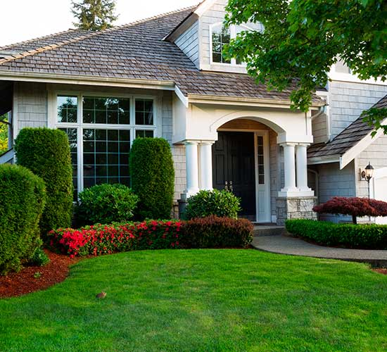 Benefits lawn care