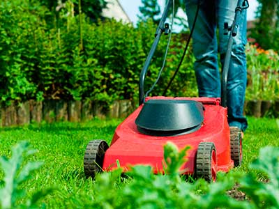 Lawn Mowing Services in San Antonio TX