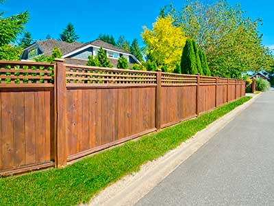 Wood Fencing in San Antonio TX